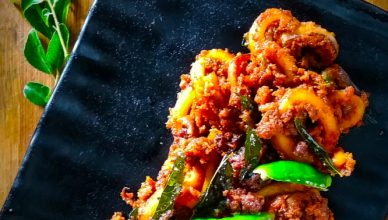 Squid Ghee Roast