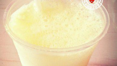 Pineapple Soda Drink