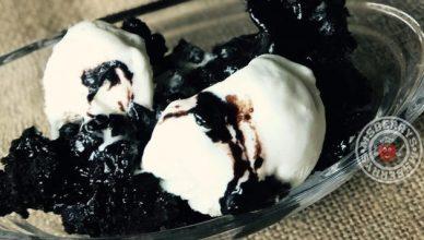 Hot Chocolate Fudge Pudding Cake