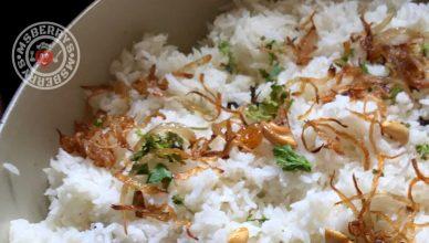 Malabar special Ghee Rice (Neychoru)