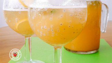 Pineapple Mint Cooler